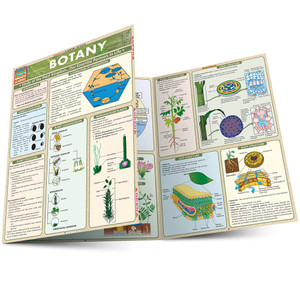 QuickStudy | Botany Laminated Study Guide