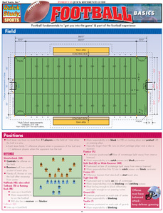 QuickStudy | Football Basics Digital Reference Guide