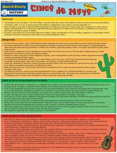 QuickStudy | Cinco De Mayo Digital Reference Guide