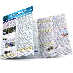 QuickStudy | Facebook Laminated Reference Guide