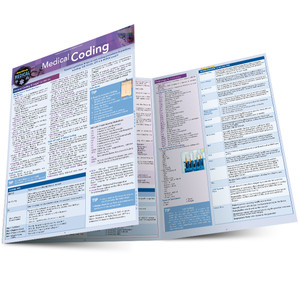 QuickStudy | Medical Coding Laminated Reference Guide