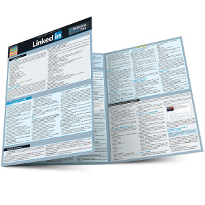 QuickStudy | LinkedIn For Business & You Laminated Reference Guide