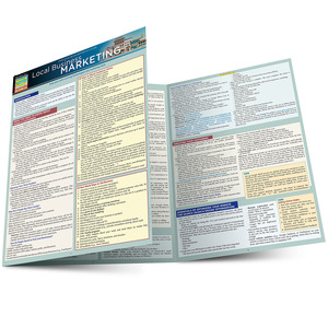 Quick Study QuickStudy Local Business Marketing Laminated Reference Guide BarCharts Publishing Business Education Guide Main Image