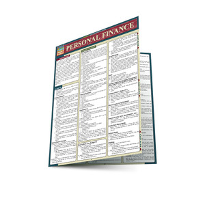 QuickStudy | Personal Finance Laminated Reference Guide