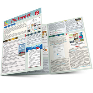 QuickStudy | Pinterest Laminated Reference Guide