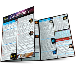 QuickStudy | Astronomy Laminated Study Guide