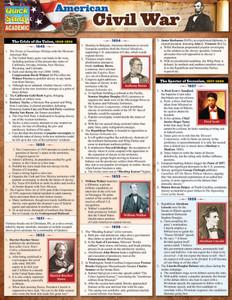 QuickStudy | American Civil War Laminated Study Guide
