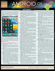 QuickStudy | Android OS 5.0: Phone & Tablet Laminated Reference Guide