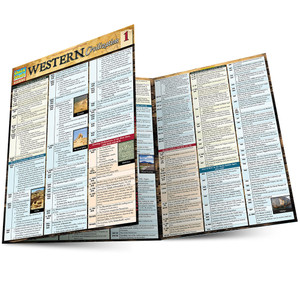 QuickStudy | Western Civilization 1 Laminated Study Guide