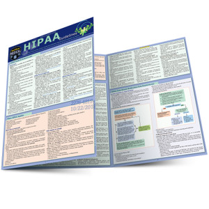 QuickStudy | HIPAA Guidelines Laminated Reference Guide