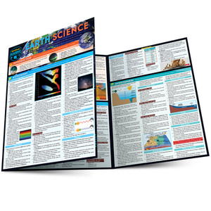 QuickStudy | Earth Science Laminated Study Guide