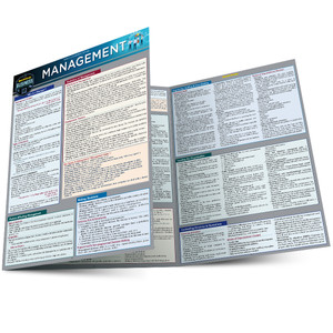 QuickStudy | Management Laminated Reference Guide