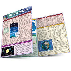 QuickStudy | Meteorology Laminated Study Guide