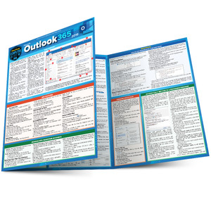 QuickStudy | Microsoft Outlook 365: 2019 Laminated Reference Guide