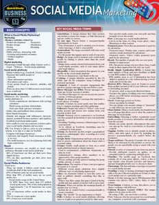 QuickStudy | Social Media Marketing Laminated Reference Guide