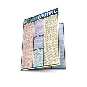 QuickStudy | Technical & Business Writing Laminated Study Guide
