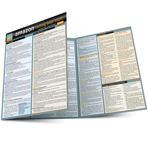QuickStudy | Amazon: Selling Your Stuff - Marketing & Relevancy Laminated Reference Guide