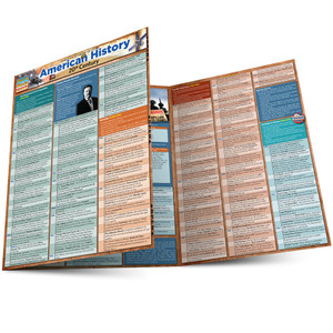 QuickStudy | American History: 20th Century Laminated Study Guide