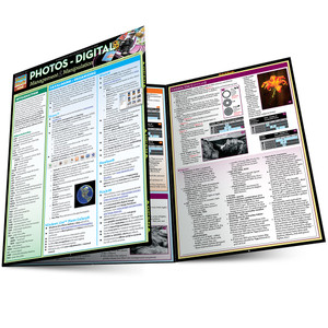 QuickStudy | Photos-Digital: Management & Manipulation Laminated Reference Guide