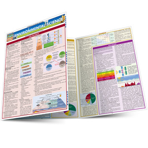 QuickStudy | Environmental Science Laminated Study Guide