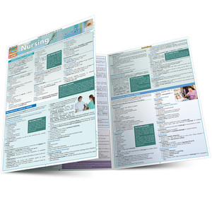 QuickStudy | Nursing: Surgical Laminated Study Guide