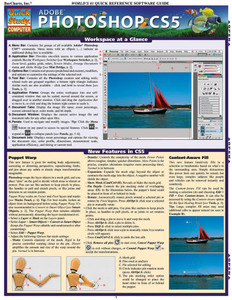 QuickStudy | Photoshop CS 5 Laminated Reference Guide