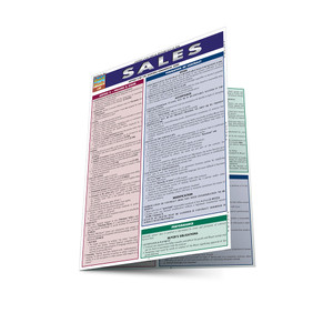 QuickStudy | Sales Laminated Reference Guide
