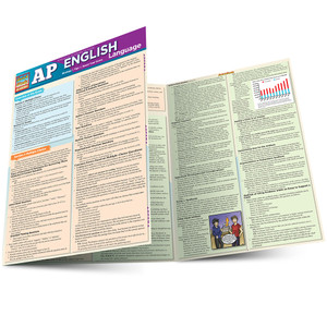 QuickStudy | AP English Laminated Study Guide