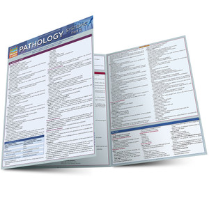 QuickStudy | Pathology: Systemic 2 Laminated Study Guide