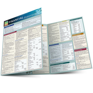 QuickStudy | Financial Statements Laminated Reference Guide