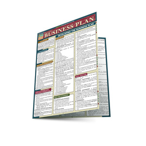 QuickStudy | How To Write A Business Plan Laminated Reference Guide