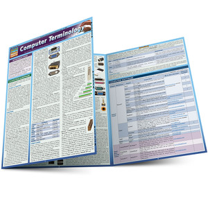 QuickStudy | Computer Terminology Laminated Reference Guide