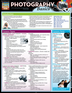 QuickStudy | Photography Basics Laminated Reference Guide
