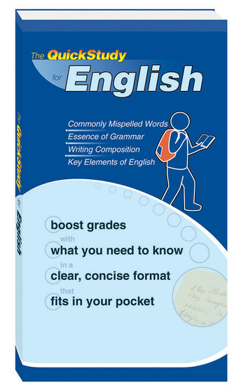 QuickStudy | For English Study Book