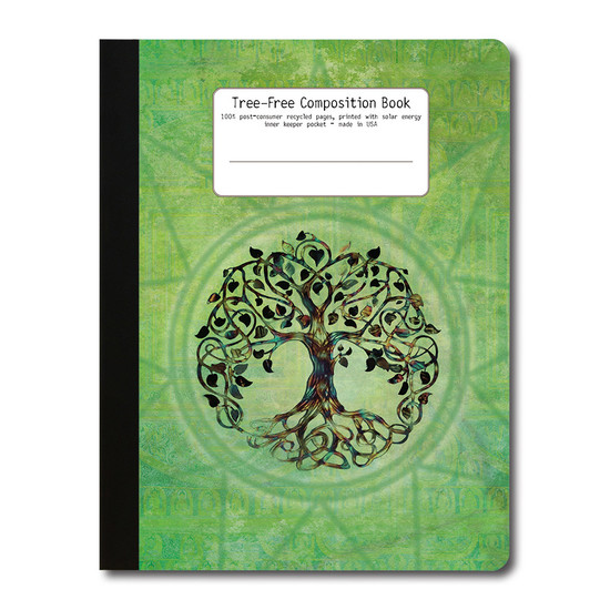 Tree-Free Greetings   Tree of Life Composition Book
