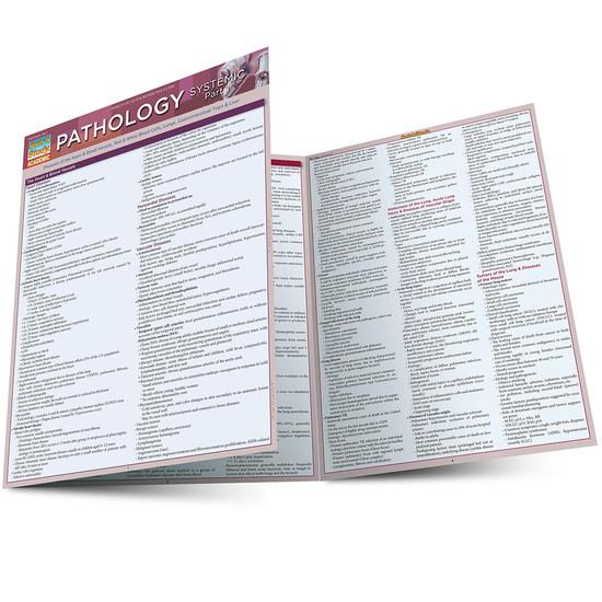 QuickStudy | Pathology: Systemic 1 Laminated Study Guide