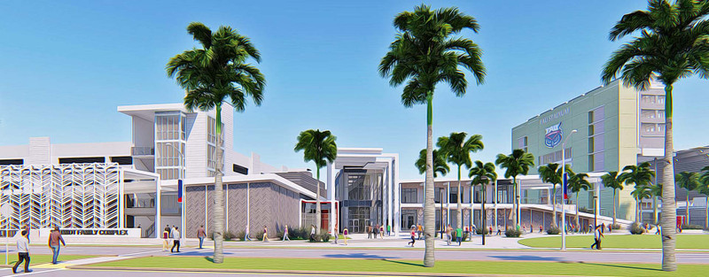 FAU's Much Anticipated Schmidt Family Complex Slated To Open This Summer