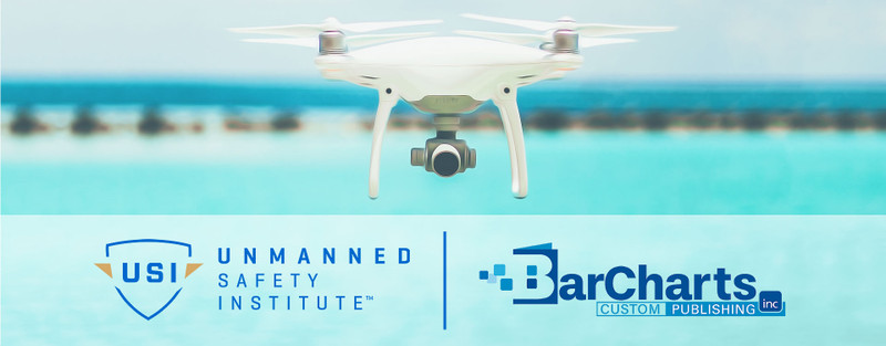 BarCharts Publishing and USI Partner to Create Part 107 Remote Pilot Study Guide