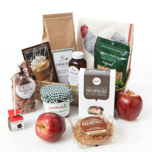 Good Start-to-a-Day Gourmet Gift Basket