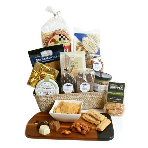 Perfecto Italian Favorites Gift Basket