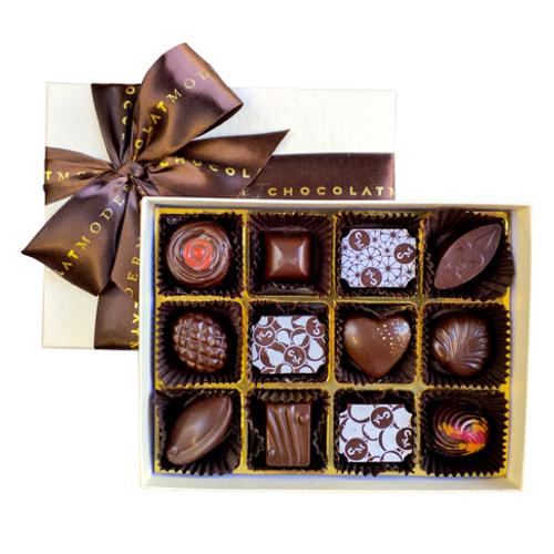 Mixe Célèbre 12 pc Assorted Chocolates