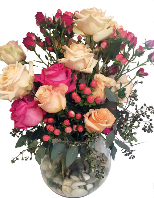 Over The Top Rose Bouquet