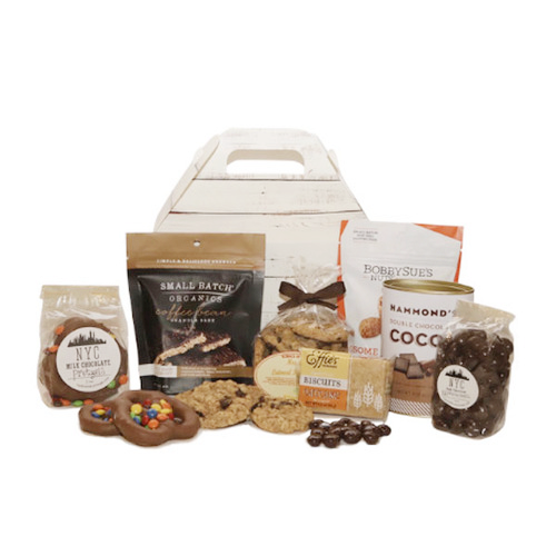Snacks To Please Gift Box