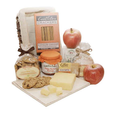 Farm to table gift basket