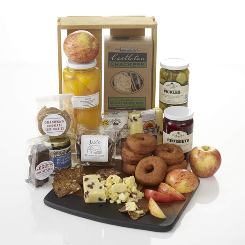 Back To The Farm Gourmet Food Gift Basket
