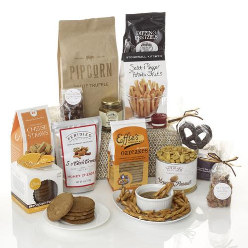 The Comfort Food Combo Gourmet Basket