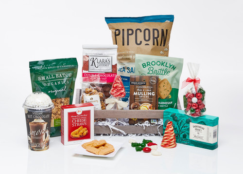 Holiday Snack Time Gourmet Crate