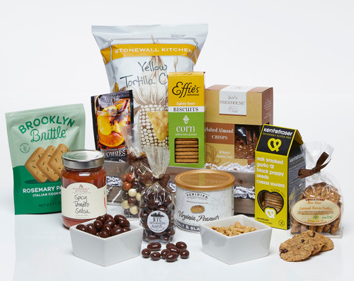 Sweet and Gourmet Snack Crate
