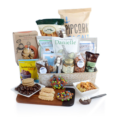 Fun Time Sweetest and Savoriest Gift Basket