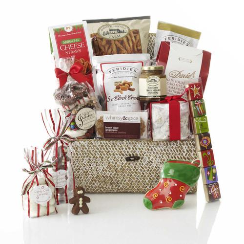 Fa La La La La Gourmet Christmas Sampler